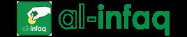 Al-Infaq – Easing the upper and lower hands Logo